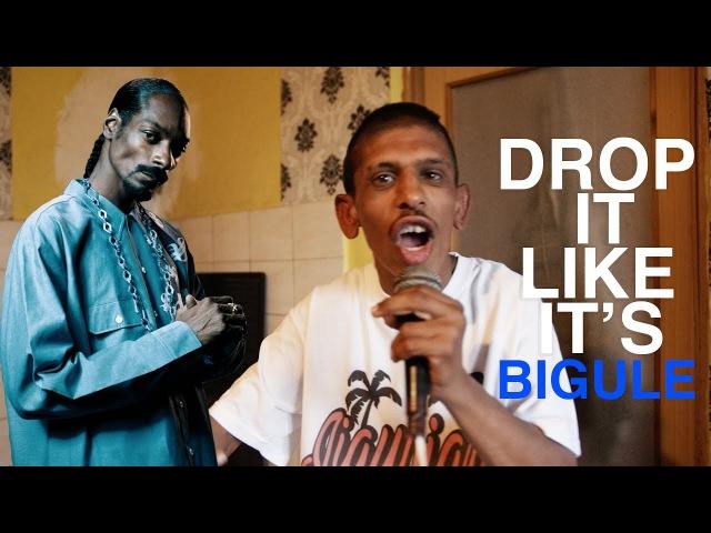 FOKU DOGG - Drop it like it's BIGULE ( Drop it like it's hot ) by Gipsy Rapper