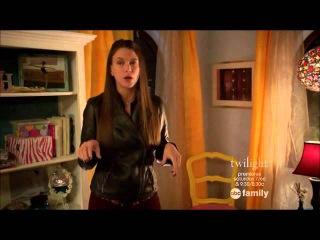 Julia Goldani and Sutton Foster Bunheads Ep 15 Dont Go Through My Closet