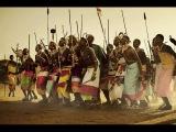 Жизнь и обычаи диких племен Африки. Документальный фильм (10.02.2017)