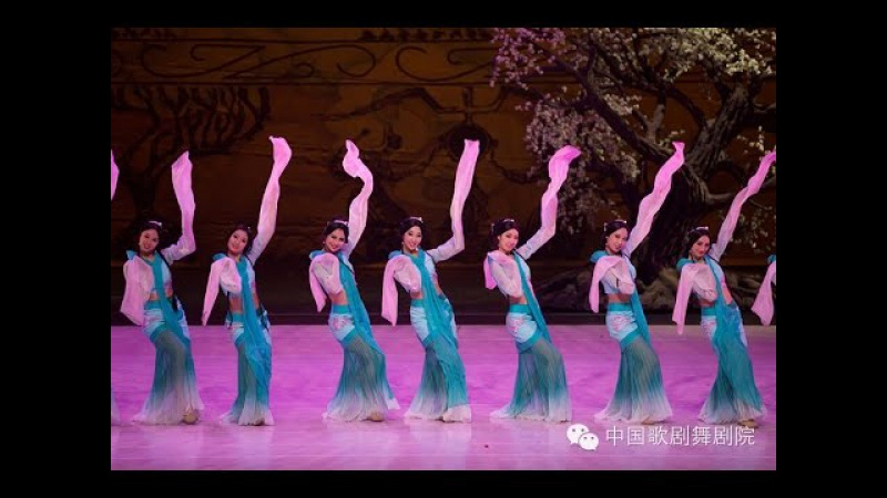 Beautiful Chinese Classical Dance【5】《采薇舞》A-1080p