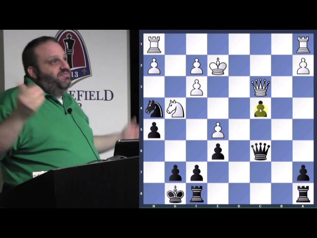 Caro-Kann: Advanced Variation - GM Ben Finegold - 2014.01.29