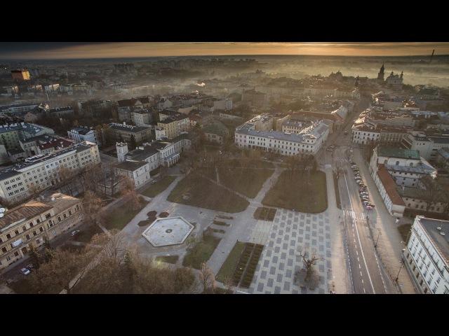 Lublin 2016 Plac Litewski - ostatnie chwile przed modernizacją - 4K