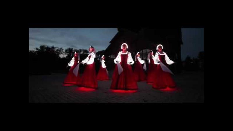 Русский народный танец в Сибири -