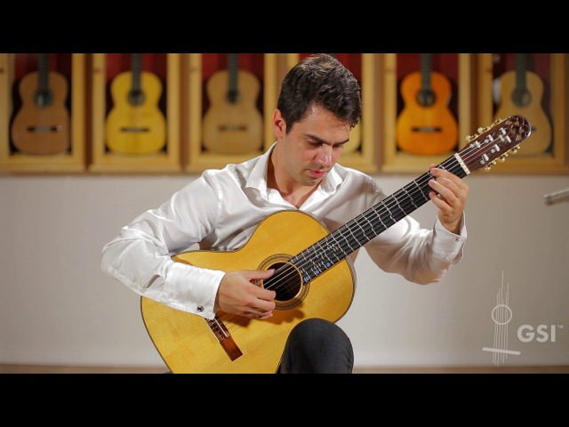 Microtonal - Mak Grgic plays Weiss Entree from Suite L'infidele (1988 Walter Vogt)