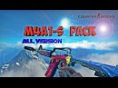 CSS -M4a1-S Pack Ct Arm- Download (ALL VERSION)