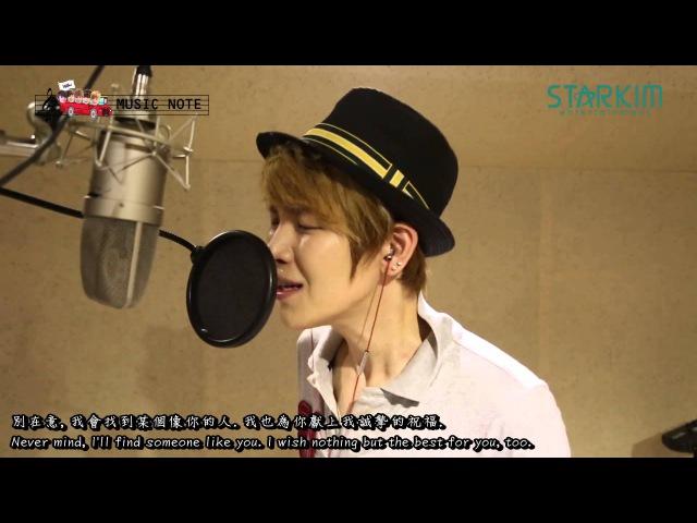 2013-08-27 Led apple Music Note 33/50►Adele - Someone like you [繁中Eng]