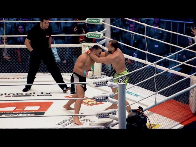 Kristijan Klitschko Perak VS Talekh Nadzhafzade (Highlights)