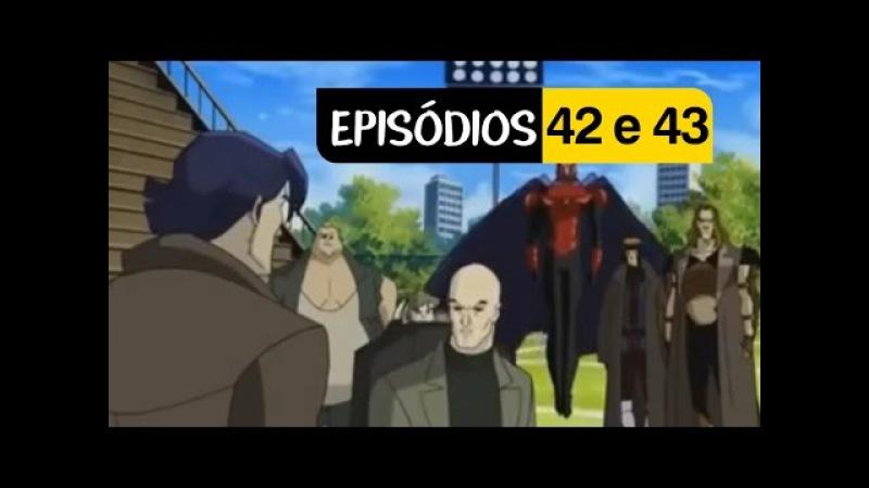 X-Men Evolution ★ Episódio 42 e 43 ← Horizonte Negro