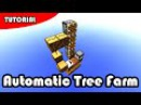 Mini Oak Tree Farm working! PC/Console/mobile Automatic