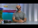 Гипоксическая тренировочная маска. Гость в студии  Эрик Абилдаев