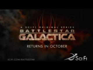 Звездный крейсер Галактика - 3 сезон (Трейлер LostFilm.TV)