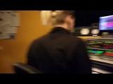 Лена Тэ на записи альбома группы Свободные Электроны - 03