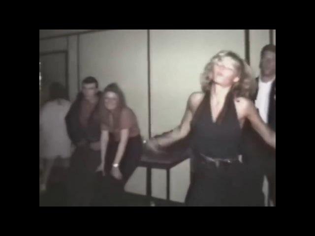 Как отрывались раньше.Техно-рейв,90-е годы.Татарская дискотека. Электроды - Әйдә