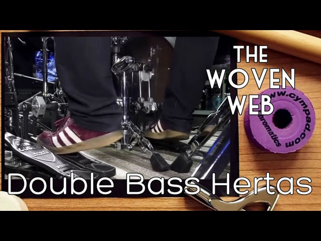 Double-Bass Hertas with Animals as Leaders' [The Woven Web]