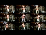 Reservoir Dogs - Little green bag - (George Baker selection) a capella cover