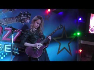 Галина Гусельникова - Highly Strung (Orianthi ft. Steve Vai)