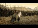 Carga de los Rohirrim en los campos de Pelennor HD Español Castellano