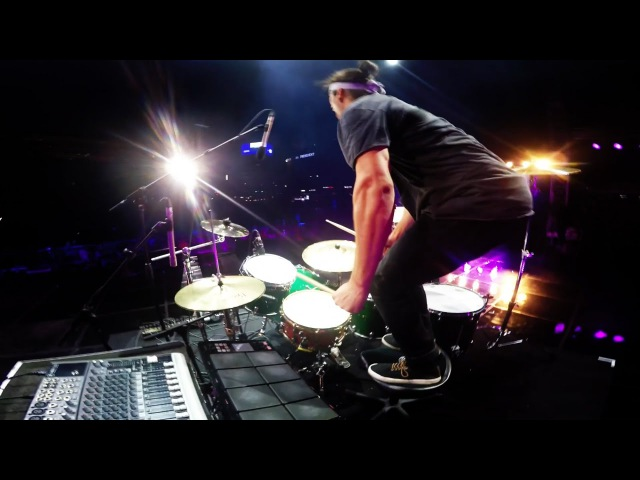 Aric Improta | Seoul Drum Fest Highlights