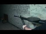 ДП-27 Пулемёт Дегтярёва под холостой патрон Охолощённый