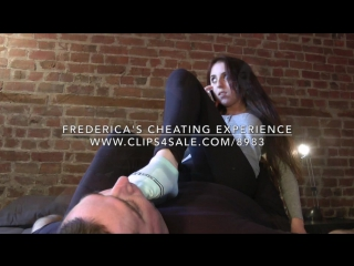 Frederica's Cheating Experience - www.c4s.com/8983/16661142
