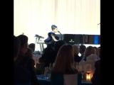 Born This Way на мероприятии в честь дня рождения Элтона Джона (25 марта)