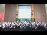 Сводный хор младших и средних классов шк. №9 (80 лет школе)