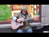Уличные музыканты / Street musican | Dave Stewart - Apologize (cover)