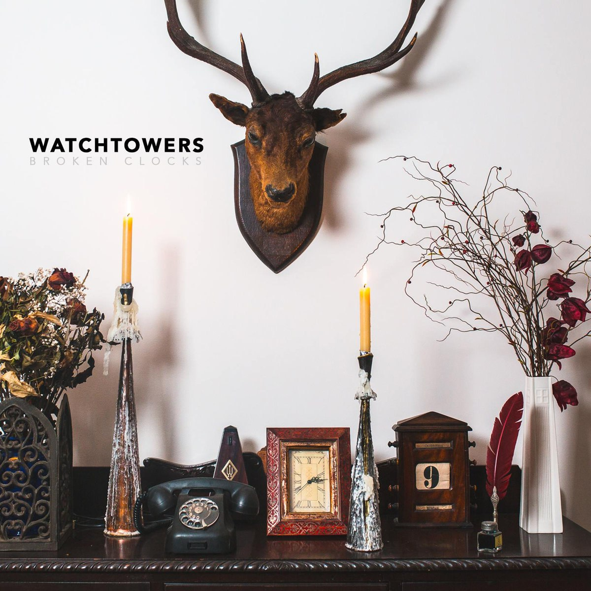 Watchtowers - Broken Clocks [single] (2016)