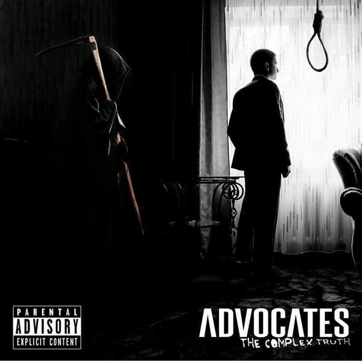 Advocates - The Complex Truth [EP] (2016)