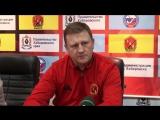 СКА-Нефтяник - Волга 15:5 (18.01.2017). Пресс-конференция