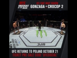 KO of the Week: Cro Cop vs. Gonzaga
