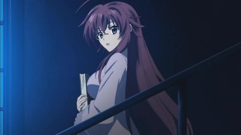 Русский трейлер аниме High School DxD 3 - Старшая Школа- Демоны против Падших 3 (1)