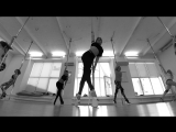 Exotic pole choreography by Angelina Gelios