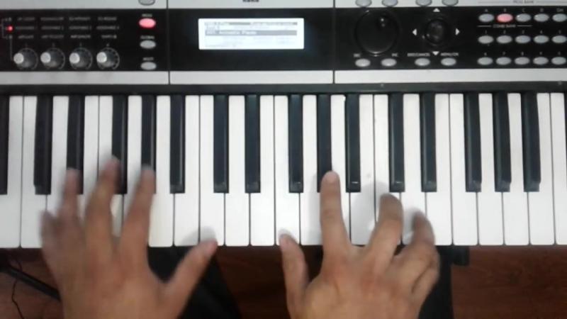 Ese Momento Luis Miguel Tutorial Piano
