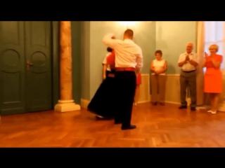 Страстный свадебный танец из к-ф Маска Зорро