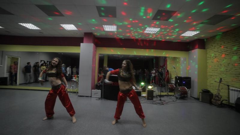 Аджанта г Кемерово Школа танцев Сальса Кубана Трезвая вечеринка The Dance Of Envy 01 04 17