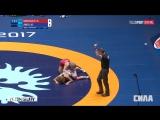 Чемпионат Мира по борьбе 2017 Финалы женщины вольная борьба 23 августа 2017 H.Maroulis vs M.Amri