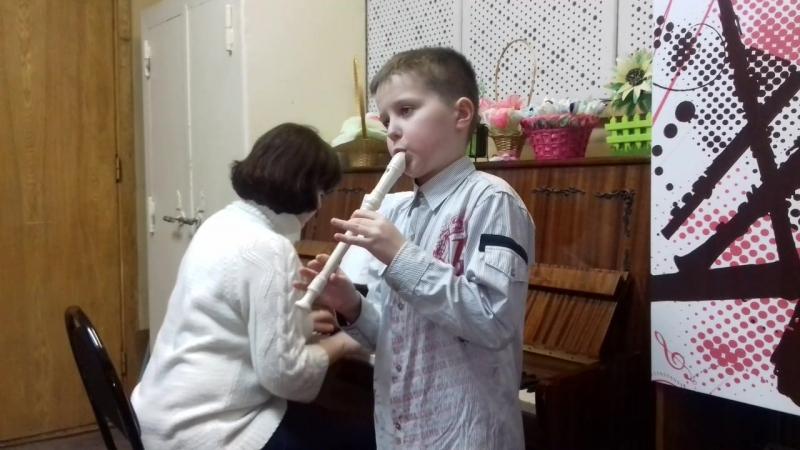Менуэт Г.Ф.Телеман