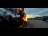 Клип на фильм Призрачный Гонщик (2)