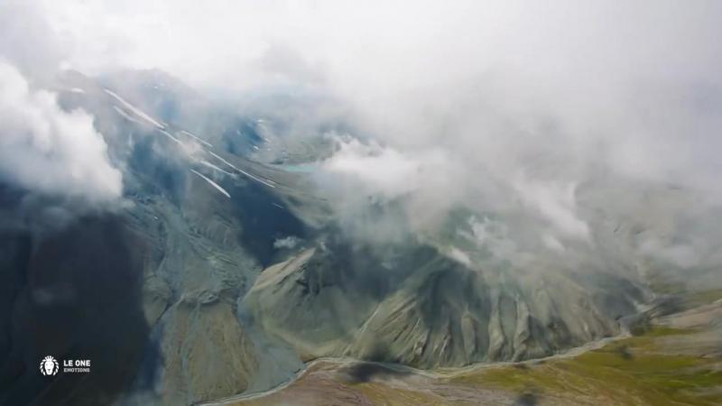 ღრუბლების ცეკვა ყელიწადის ტბა ყაზბეგი Clouds dance Kelitsadi lake Kazbegi Le one Emotions