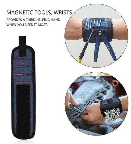 Магнитные браслеты для мелких деталей