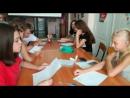 В летней школе мы не только изучали английский, но и поговорили по итальянски с нашей гостьей из Италии Федерикой ди Сарио!