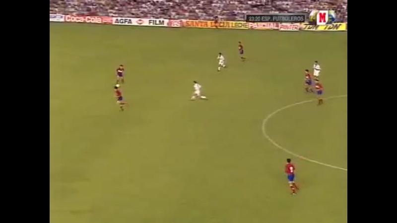 FULL MATCH | Реал Мадрид 2-0 Сарагоса (26.06.1993) | Финал Кубка Короля 1992/1993