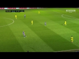Чемпионат Испании 2016-17. 32 тур. Алавес - Вильярреал HDTVRip 720p rgfootball.net