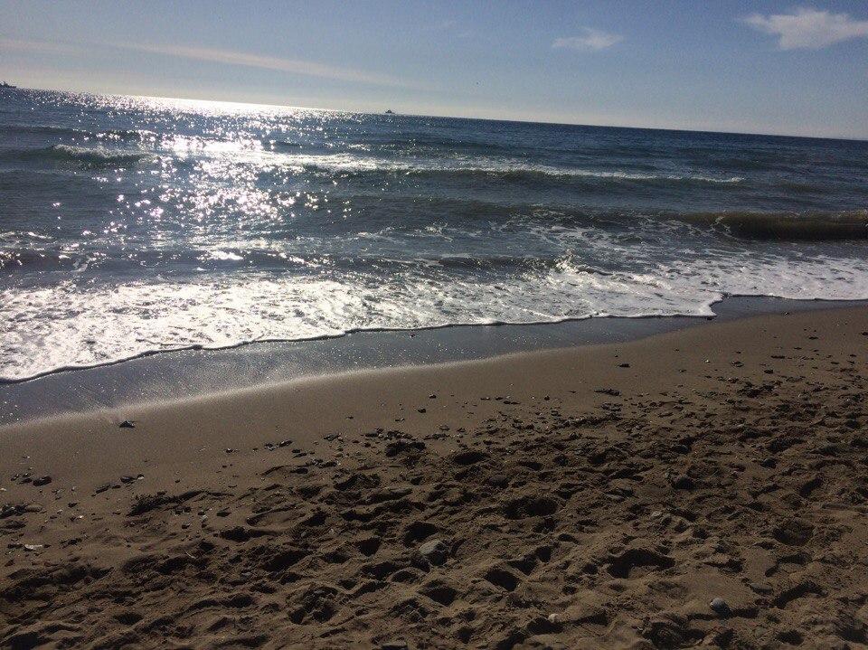 Пляж Марбелья
