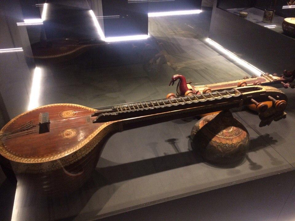 Малага, музей музыки