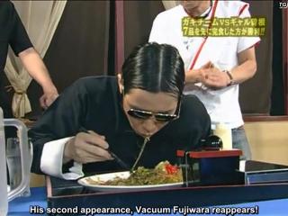 (ENG SUB) Gaki no Tsukai #859 (2007.06.17) — Eating contest (vs Galsone)