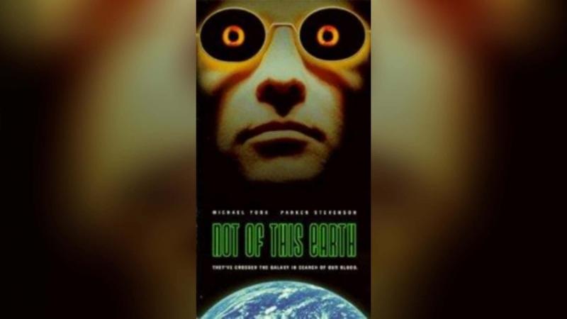 Пришелец с другой планеты (1995) | Not of This Earth