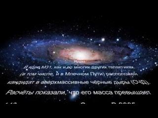Галактика Андромеды М31.