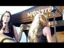 Halestorm (Lzzy Hale) ft. Amy Lee (Evanescence)- Break In (Buffalo, NY 9.2